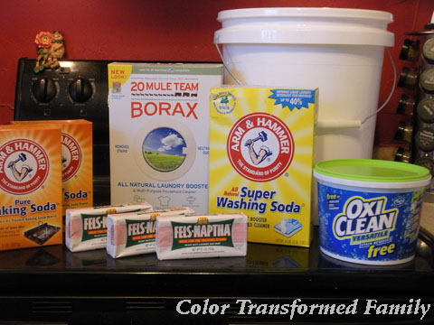 making laundry diy laundry detergent review color transformed family