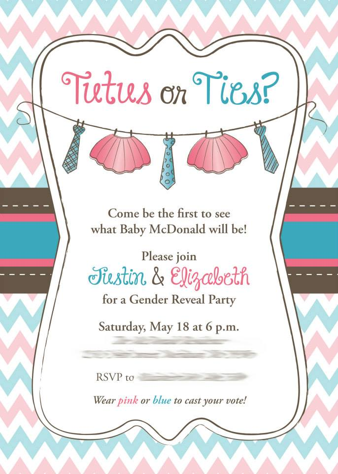 Bow Tie Invitations Baby Shower for nice invitations design