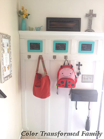 Convert Small Space Into a Drop Zone