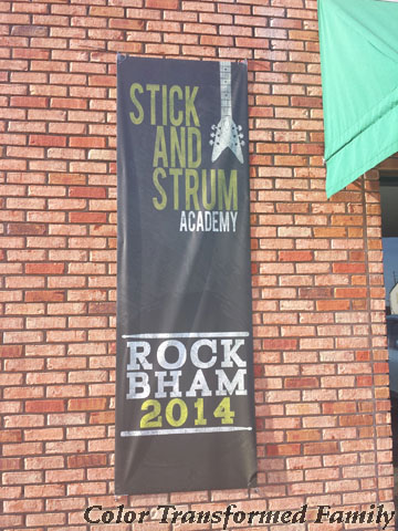 Stick and Strum Academy