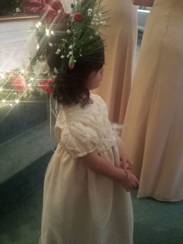 Flower Girl Wedding Stories