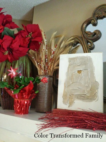 Red Christmas Decorations 9