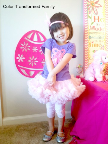 Ballerina Birthday Outfits