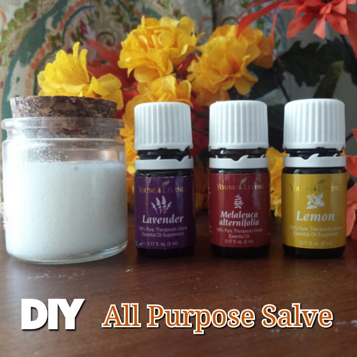DIY All Purpose Salve