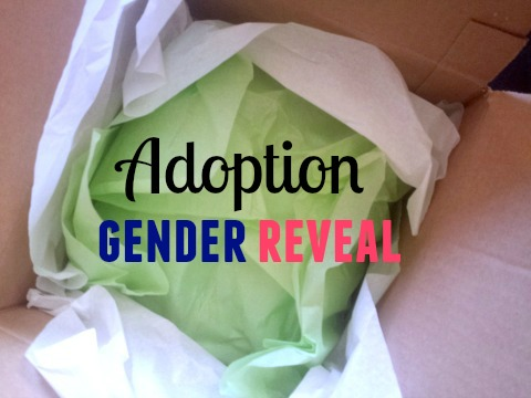 china adoption gender reveal cover